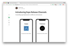 Expo SDK v25.0.0 is now available