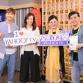 Yahoo TV「佼心食堂」3 週年,開創娛樂談話性直播節目新紀元