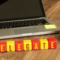 The upsides to delegating