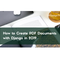 DjangoTricks: How to Create PDF Documents with Django in 2019