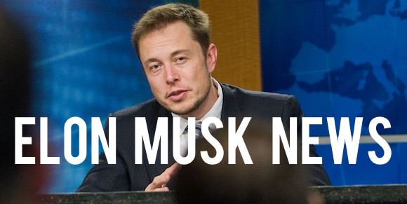 Logo for Elon Musk News