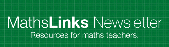 Logo for MathsLinks Newsletter
