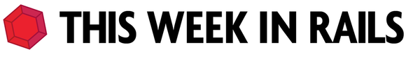 Logo for This week in Rails