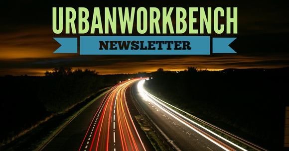 Logo for UrbanWorkbench Newsletter