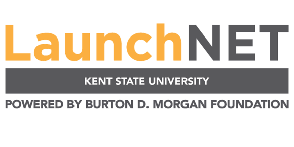 Logo for LaunchNET Kent State News