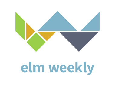 Logo for Elm Weekly