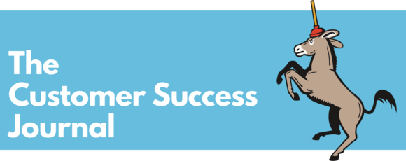 Logo for The CSJ: Successful Customers = Successful Company